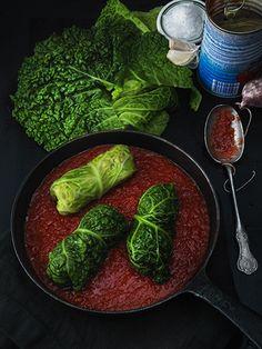 Charlie Drevstam — Cabbage in Food & Drinks