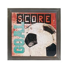 American Mercantile Wood Sports Sign Soccer * Find out more about the great product at the image link.Note:It is affiliate link to Amazon.