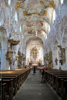1000 images about convent church of rottenbuch german rococo interior rottenbuch abbey. Black Bedroom Furniture Sets. Home Design Ideas