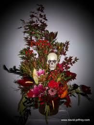 halloween flower arrangements - Google Search