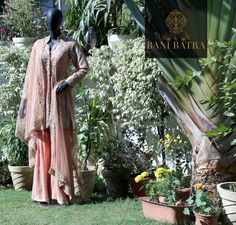 Offering embroideries with just a hint of unusual. For appointments call us on 9810352517. #BaniBatra #Bride #BaniBatraBride #Couture #Autumnwinter16 #Bespoke #NewDelhi #Delhi #India