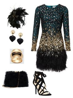 """""""Untitled #24"""" by ycsandjaja on Polyvore featuring Nine West, Tasha, Moschino and Gucci"""