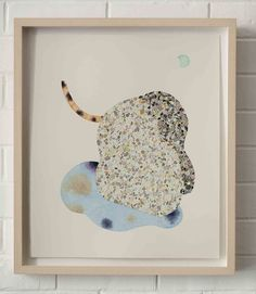 Amber Wilson Amber, Contemporary Art, Moose Art, Animals, Paintings, Animales, Animaux, Paint, Painting Art