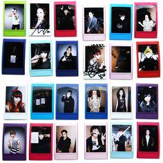 YG Family polaroid
