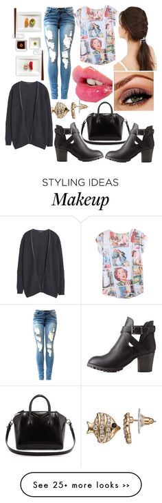 """""""Casual Sushi Date"""" by fashionfaithful13 on Polyvore"""