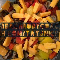Beachbody Coach Taylor Nichols: 21 Day Fix Recipe: Breakfast Bake Casserole