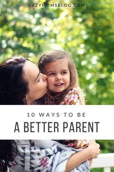 how to be a happier, calmer and less stressed parent- 10 tips to make you and your child happier Step Parenting, Parenting Articles, Parenting Humor, Parenting Hacks, New Parent Advice, Raising Girls, Thing 1, Kids Board, New Parents