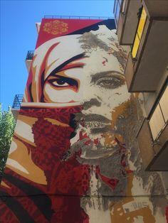 Arte urbana. Lisboa
