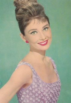 Audrey Hepburn- Breakfast at Tiffanys...loved her in Roman Holiday too!