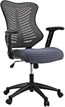 Shop a great selection of Modway Clutch Ergonomic Mesh Computer Desk Office Chair Gray. Find new offer and Similar products for Modway Clutch Ergonomic Mesh Computer Desk Office Chair Gray. Grey Furniture, Home Office Furniture, Industrial Furniture, Steel Dining Table, Office Workstations, Office Computer Desk, Liberty Furniture, Living Room Accents, Folding Chair