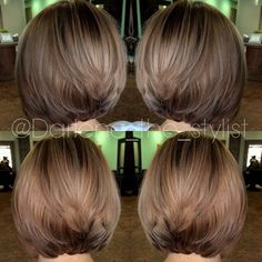 Balayage Haircuts for Your Short Hair
