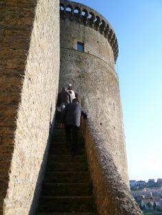 torre saracena, la scala