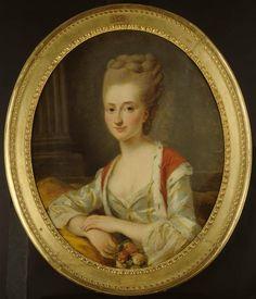Dame Hélène Marie Éon du Vieux-Châtel, Comtesse puis 3ème. Marquise de Piré.