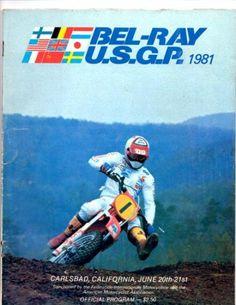 Race Programs: 70s and 80s Motocross