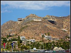 Pedregal - Cabo San Lucas - Pedregal is a collection of luxury communities in Baja California Sur, Mexico. The original Pedregal de Cabo San Lucas was Cabo's first private masterplan community. This was taken in June 2007 while under construction.