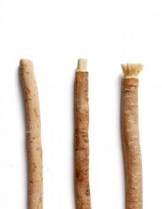 Yoni Přírodní zubní kartáček Miswak (samostatný)