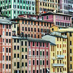 Camogli, Liguria @Jeannette Walti