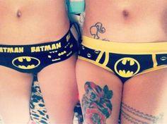 Batman underwear! <3 been wantin these for so long