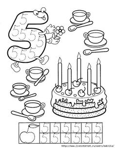 Numbers handwriting sheets for kids Numbers Preschool, Learning Numbers, Math Numbers, Writing Numbers, Preschool Printables, Preschool Lessons, Preschool Worksheets, Kindergarten Math, Math Lessons