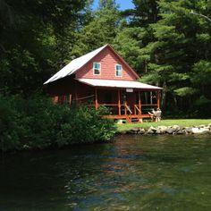 Cabin on Sunset Lake