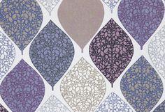 Tyynynpäällinen Lehdet, lila, Svanefors Quilts, Blanket, Contemporary, Rugs, Home Decor, Farmhouse Rugs, Decoration Home, Room Decor, Quilt Sets
