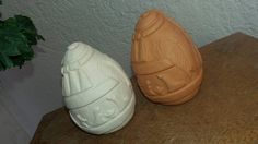 Presépios em cerâmica - 7,5cm altura.