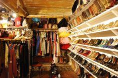 Attic closet space too