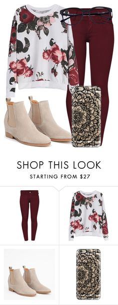 """""""7.9"""" by mallorimae ❤ liked on Polyvore featuring French Connection and Casetify"""