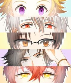 """You're here, your eyes are looking into mine So baby make me fly My heart has never felt this way before I'm looking through your, I'm looking through your eyes."" (Beautiful Eyes by Taylor Swift) #MysticMessenger"