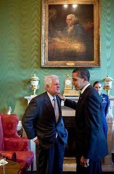P030509PS-0468   President Barack Obama talks alone with Sen…   Flickr