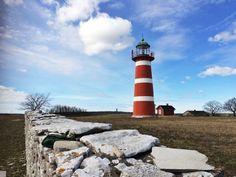 Lighthouse, Gotland.