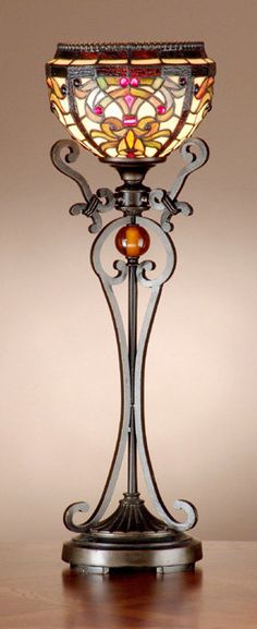 Dale Tiffany :: Boehme Buffet Lamp