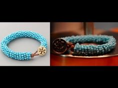 DIY Tory Burch Inspired Beaded Bracelet | Retail:$58 - DIY:$6 - YouTube