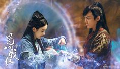 The Legend of Zu with Zhao Li Ying and William Chan unveils gorgeous first stills Chinese Tv Shows, Watch Drama, Zhao Li Ying, Hero Movie, Live Action Movie, Drama Series, Period Dramas, Korean Drama, Martial Arts