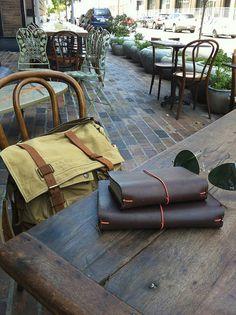 Pelle prototypes by Pelle USA, via Flickr