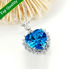 Find More Pendants Information about The Heart Of The Ocean Titanic Statement Jewelry Forever Love Necklaces & Pendants for Women Charm Silver Party Accessories N331,High Quality pendant control,China pendant wholesale Suppliers, Cheap pendant flower from ULOVE Fashion Jewelry Official Store on Aliexpress.com