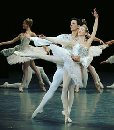 Myriam Ould Braham and Germain Louvet in Diamonds
