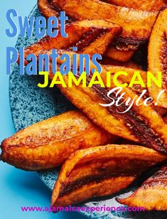 How to Cook Sweet Plantains Jamaican Style- Have you ever eaten plantains? They're loaded with — and In Jamaica, people grow up eating plantains. Even children know how to How to Cook Sweet Plantains Jam Jamaican Cuisine, Jamaican Dishes, Jamaican Recipes, How To Cook Plantains, Baked Plantains, Jamaica People, Calories In Vegetables, Veggies, Caribbean Recipes