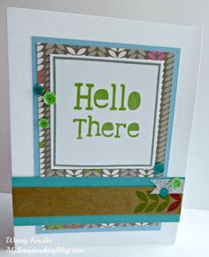 Lollydoodle Card 2 by Wendy Kessler