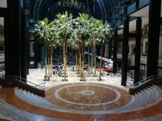 Winter Garden- Free WiFi provided by the Alliance for Downtown NY