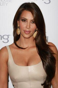 A Model's Secrets: Using Bronzer to Contour a Slimmer Face : Kim Kardashian cast as makeup artist!
