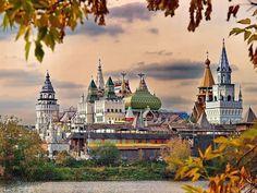 Beautiful architecture .......Кремль в Измайлово Izmailovo Kremlin