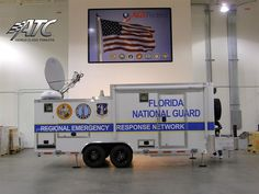 Aluminum Trailer, World C, Army National Guard, Emergency Response, Us Army, Atc, Trailers, Commercial, Florida