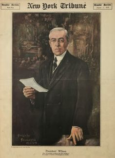 a history of the red scare during woodrow wilsons presidency Woodrow wilson [1] arthur s link thomas woodrow wilson, twenty-eighth president of the united states [2], is the only chief executive who has given scholarly attention to the presidency before undertaking the duties of that office.