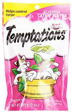 Whiskas Temptation Blissful Cat Treats , Catnip Flavor, 3 oz by Whiskas -- Thanks for visiting our photograph. (This is an affiliate link) Whiskas Temptation Blissful Cat Treats , Catnip Flavor, 3 oz by Whiskas -- Thank. Nursing Supplies, Cat Supplies, Cat Training Pads, Training Collar, Dog Training, Catnip Toys, Cat Shedding, Cat Fleas, Cat Memorial