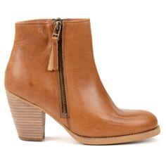 Pistol boots bruin
