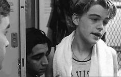 Leonardo DiCaprio In A Scene From The Basketball Diaries 📽️📸 Kyle Busch, Steve Mcqueen, New Orleans Saints, Beautiful Boys, Pretty Boys, Leonardo Dicapro, Basketball Diaries, Leo And Kate, Jack Dawson
