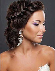 24 - penteados mais bonitos feitos com tranças