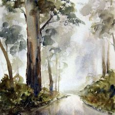Watercolors Step By Step - Painting With Watercolors