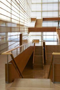 Kursaal Congress Centre and Auditorium, Donostia-San Sebastian Spain (1999) | Rafael Moneo
